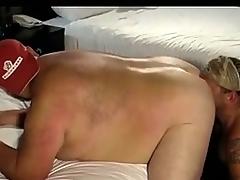 Gay sucking fat tattoed bears cock