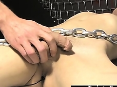 Hot gay scene Roxy likes every minute of this beautiful rest