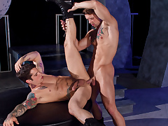 Sebastian Kross & Pierre Fitch in Magnums, Scene 03 - RagingStallion